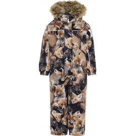 Комбинезон Molo Polaris FUR Fox Camo (лисы)